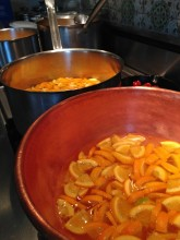 Boiling Oranges