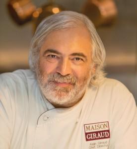 Alain Giraud headshot